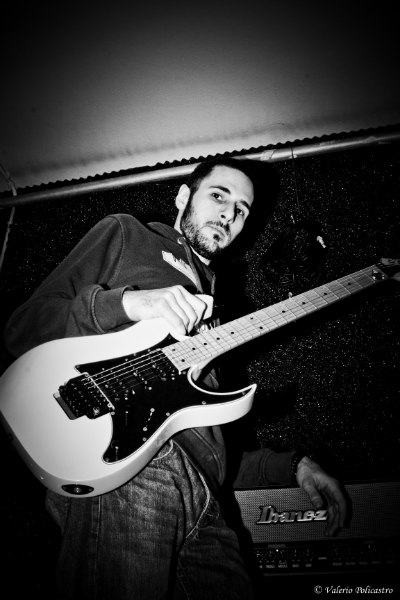 NDC Rhythm Guitarist - Ste The Tarty